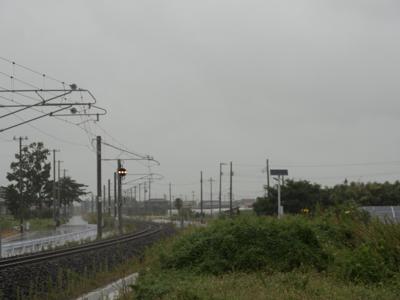 JR常磐線浜吉田駅