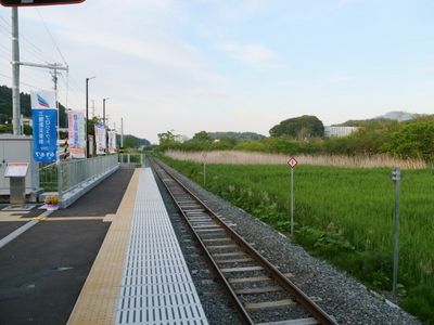三陸鉄道リアス線八木沢・宮古短大駅