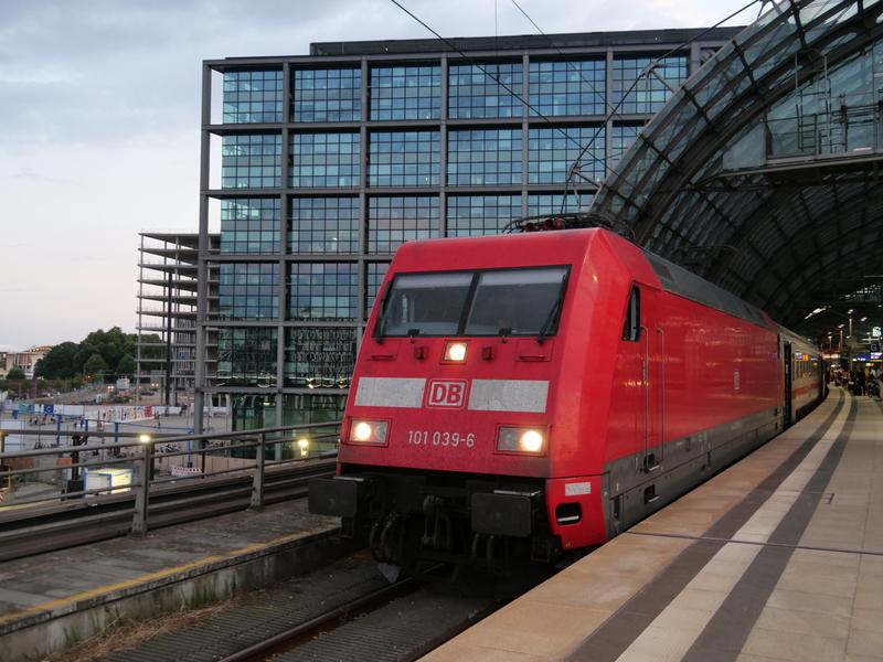 ドイツ鉄道101型電気機関車