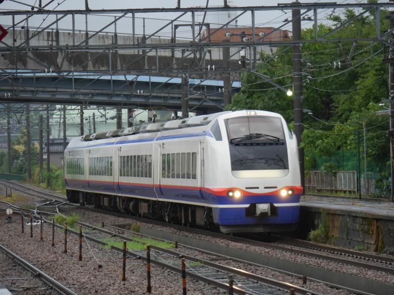 JR東日本E653系電車(特急「しらゆき」)